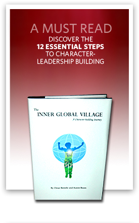 A Must Read: Discover the 12 steps to character-building